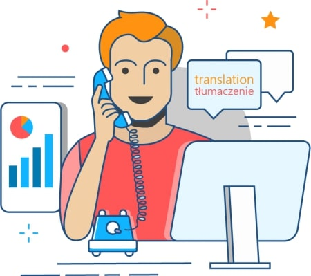 Telephone Translation Services in Delhi