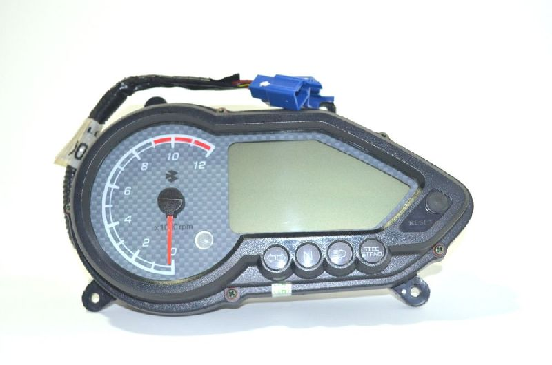 Two Wheeler Meter Assembly