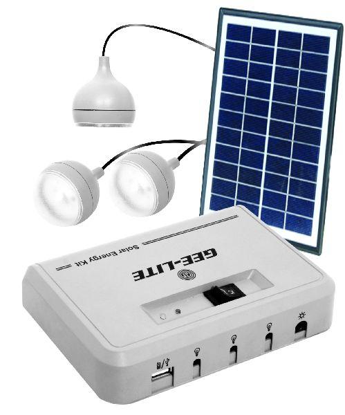 GL-10 Solar Home Lighting System