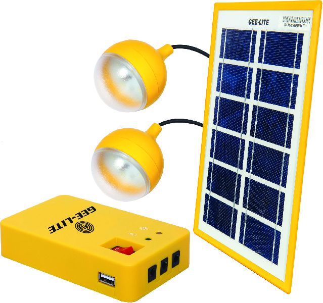 GL-20 Solar Home Lighting System