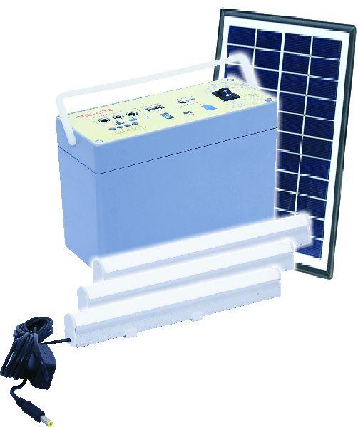 GL-9 Solar Home Lighting System