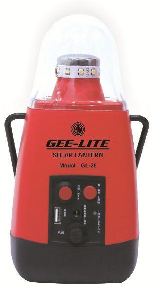 GL-29 Large Solar LED Lantern