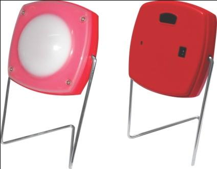 GL-502 Solar Study Table Lamp