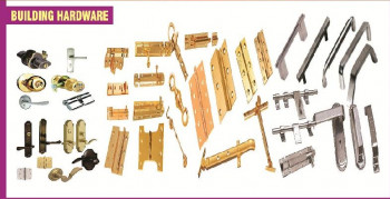 Building Hardware Fittings