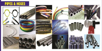 Industrial Pipe & Hoses