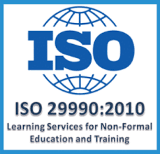 ISO 29990:2010 Certification
