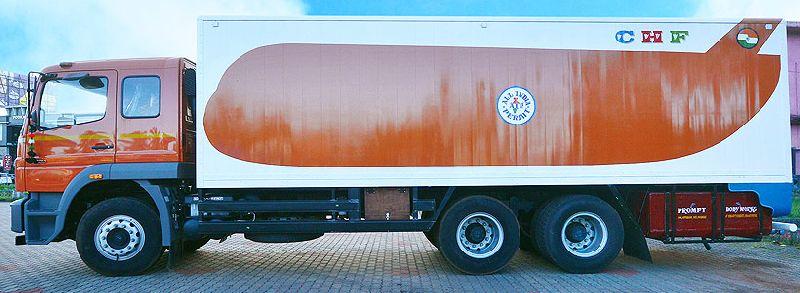 Hindalcos Aluminium Truck Body
