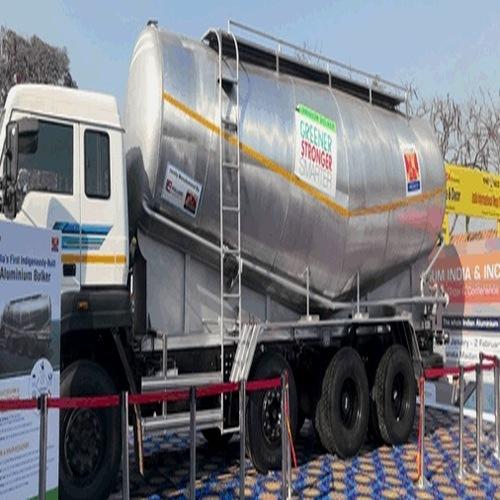 Aluminium Dry Bulk Tankers