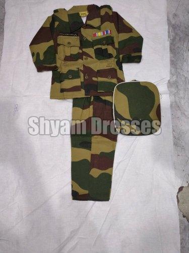 Kids Army Uniform