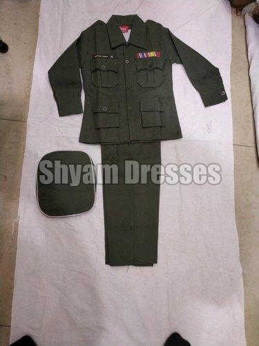 Kids Military Uniform