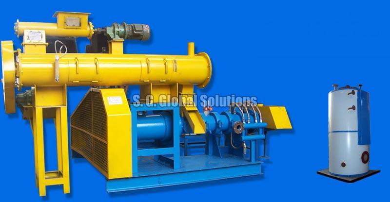 Wet Extruder Machine