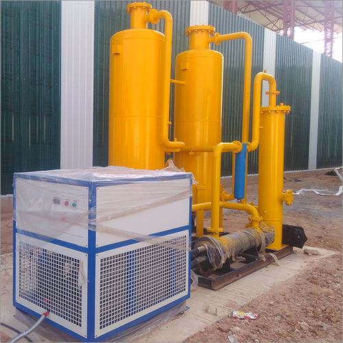 Hydrogen Sulfide Removal System
