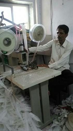 Ultra Soniq Bag Making Machine