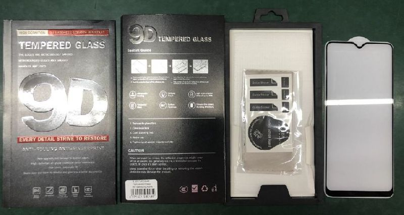 2.5D Full Cover Tempered Glass for Samsung A20s