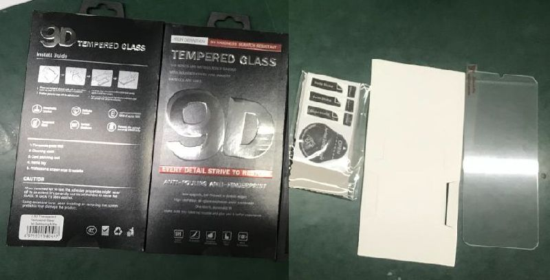 2.5D Transparent Tempered Glass for Samsung A30s