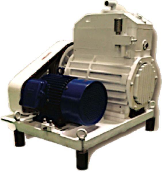 Duo Rotary Vane Vacuum Pump