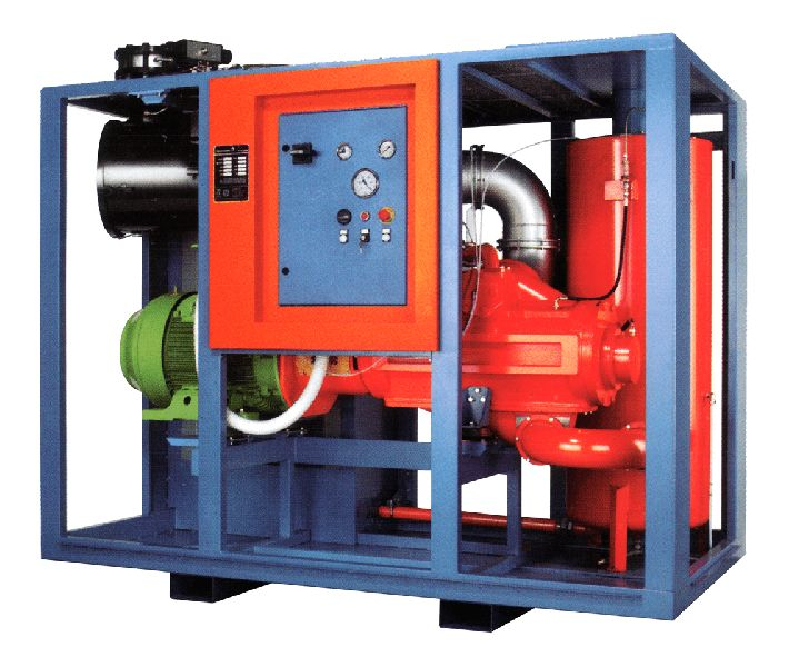 Multi Vane Vacuum Pump
