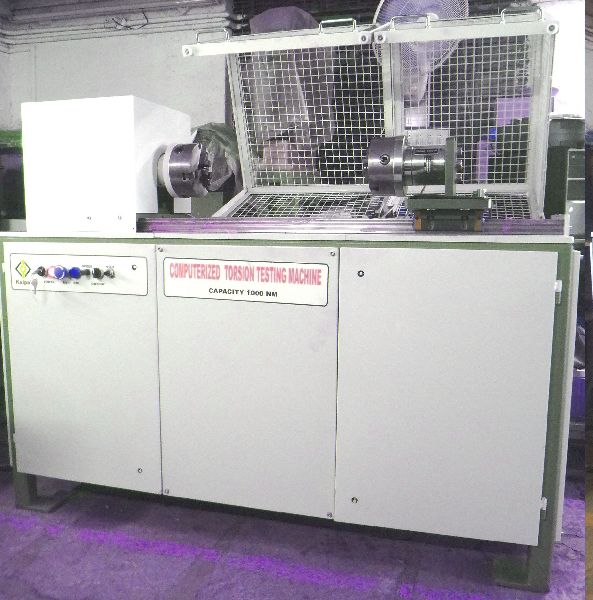 KIC- TST-1000-C Computerized Torsion Spring Testing Machine