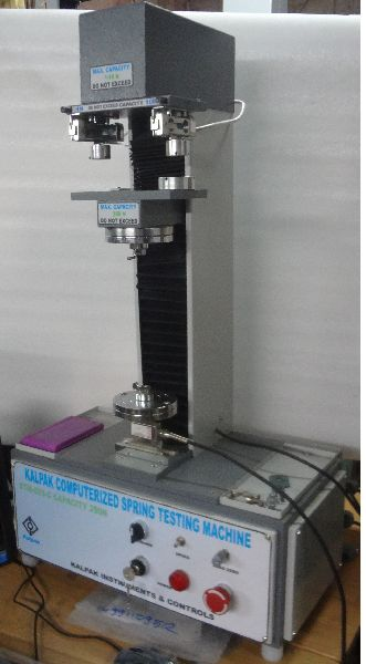 STM-25-C Computerized Spring Testing Machine