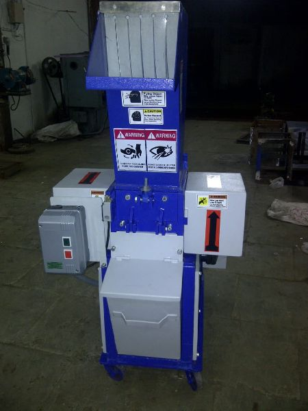 Plastic Small and Lower Output Crushing and Grinding Machine