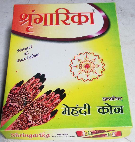 Henna Mehndi Cone