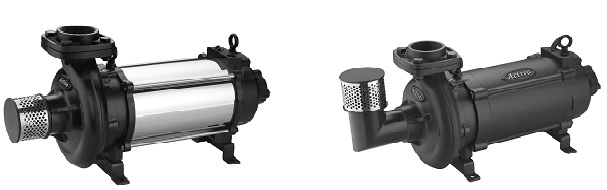 V9 Horizontal Open well Submersible Pump (S.S. & C.I. Body)