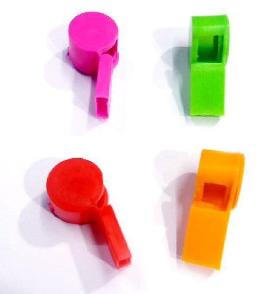 Plastic Toy Whistle