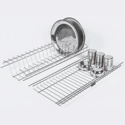 Glass & Plate Tray