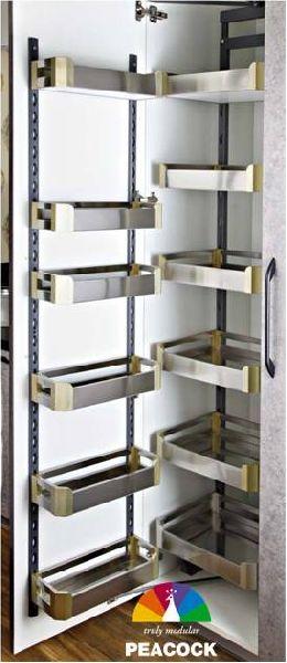 PFS-102 6 Layer Satin Pantry Unit