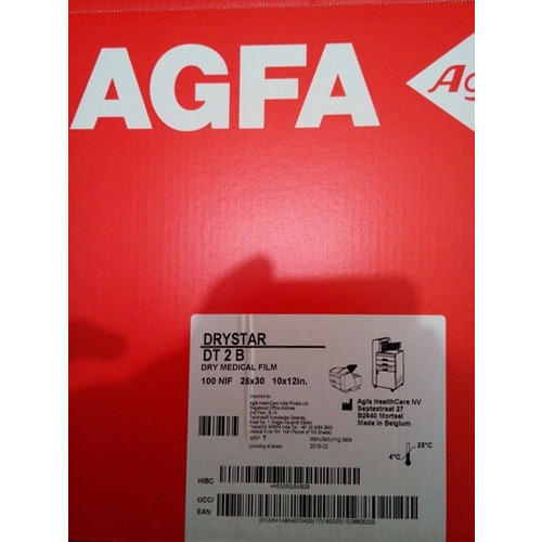 Agfa Digital X Ray Film 8 x10