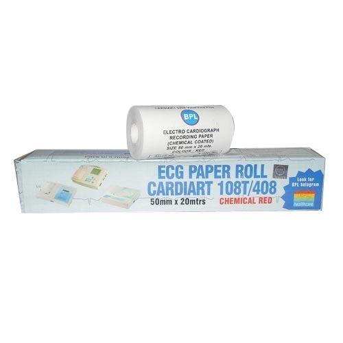 BPL ECG Paper Roll 108/408