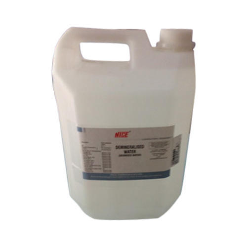 Demineralized Distilled Water