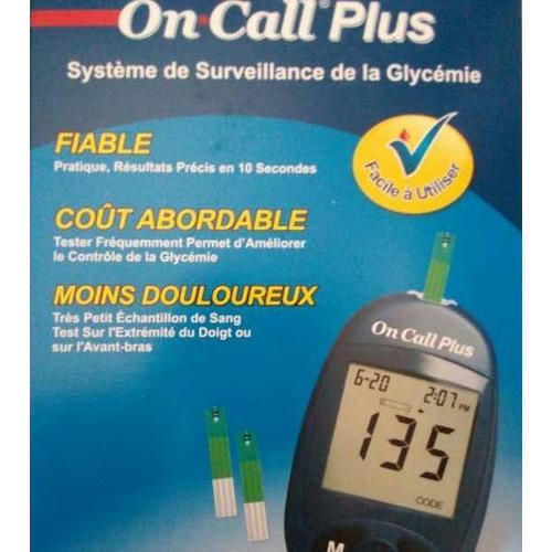 On Call Plus Glucometer