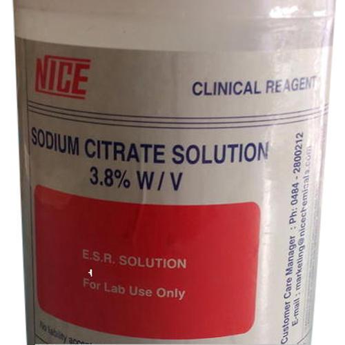 Sodium Citrate Solution