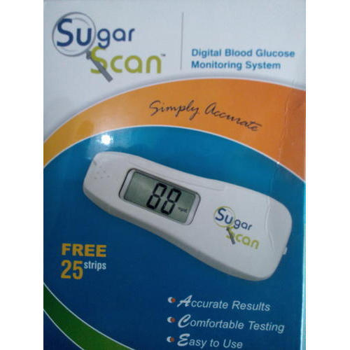 Sugar Scan Glucometer