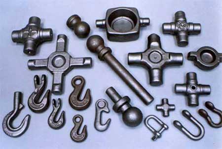 Forging Automotive Parts