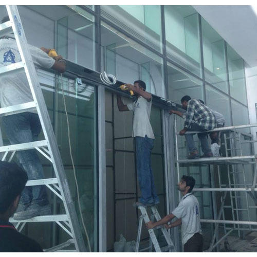 Glass Fabrication Services