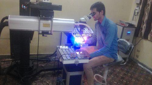 Laser Welding Job Work