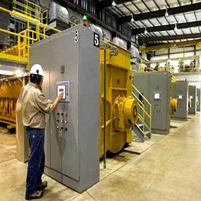 Power Plant Repairing Services
