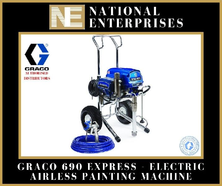 Graco 690 Express Electric Airless Painting Machine