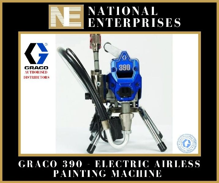 Graco 390 Electric Airless Painting Machine