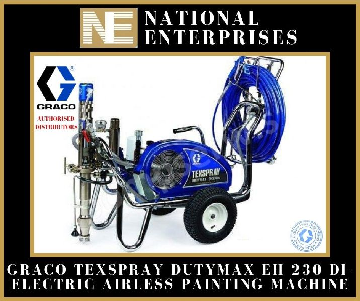Graco EH 230 DI Electric Airless Painting Machine