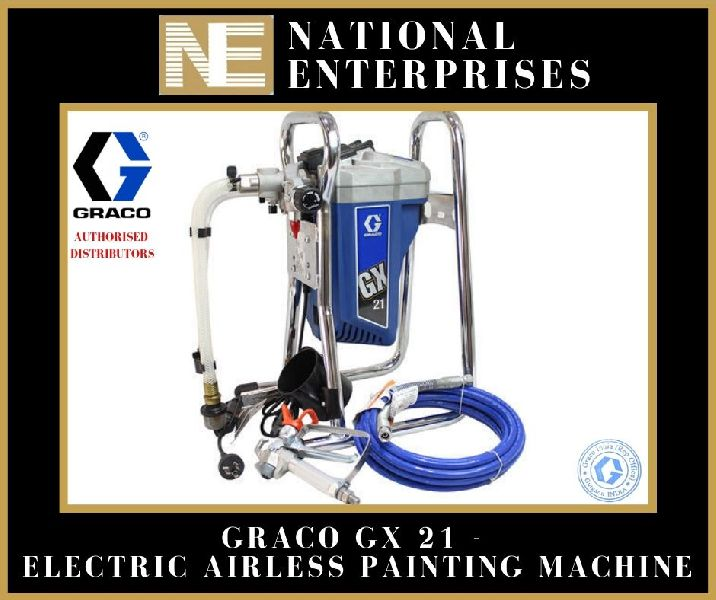 Graco GX 21 Electric Airless Painting Machine