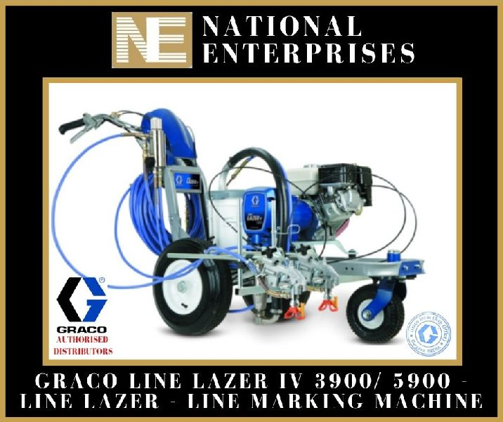 Graco Line Lazer IV 3900/ 5900 Line Marking Machine