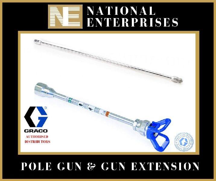 Pole Gun & Gun Extension