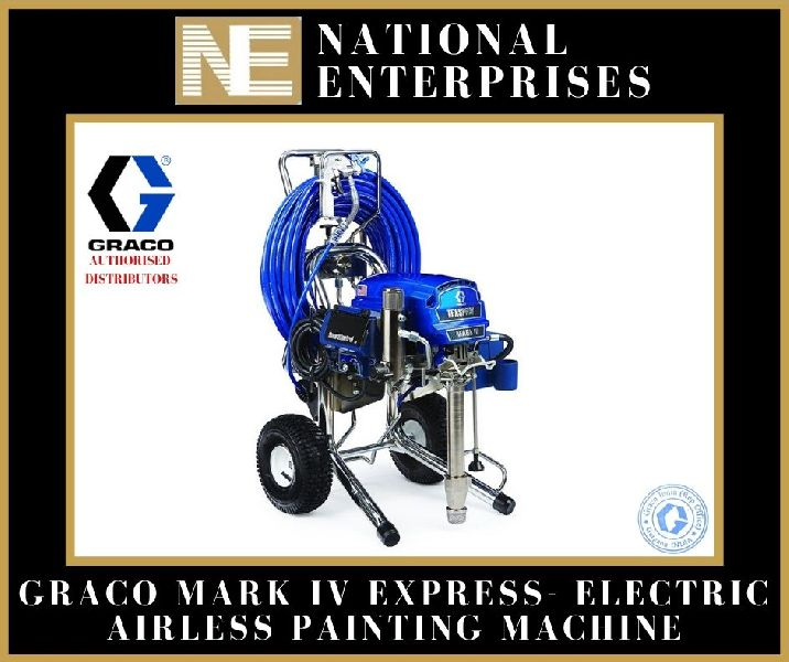 Graco Mark IV Express Electric Airless Painting Machine