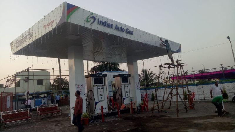 Gas Pump Canopy
