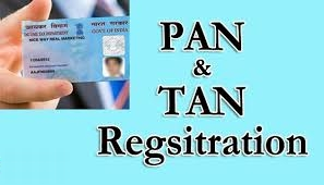 PAN/TAN Registration