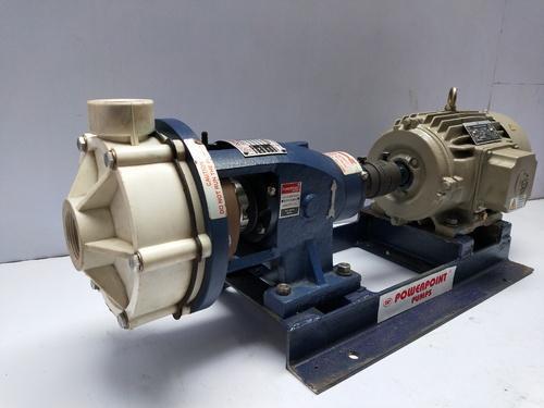 3 HP Acid Pump