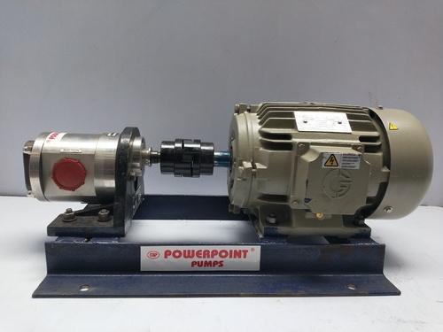 Stainless Steel Oil Pump